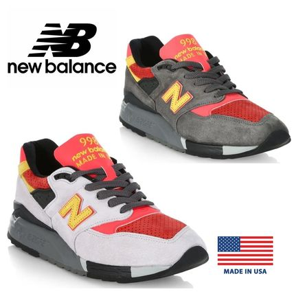 f35b0b4a6b9 【New Balance】Limited Edition 998 Exclusive Sneakers
