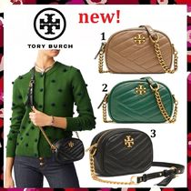 セール 新作 Tory Burch Kira Chevron Small Camera Bag