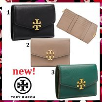 セール 新作 Tory Burch Kira Mixed-Materials Medium Wallet