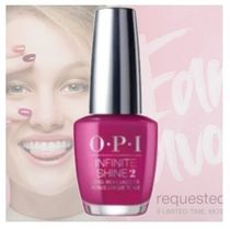 OPI  限定 INFINITE SHINE ISL A18 Peru-B-Ruby 送料込