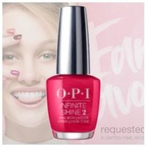 OPI  限定 INFINITE SHINE ISL A90 Deer Valley Spice 送料込