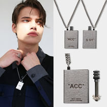 ★SSY★日本未入荷 韓国 ネックレス METAL MATCH CHAIN NECKLESS