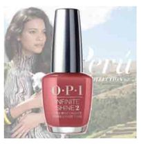 OPI  INFINITE SHINE ISL P38 My Solar Clock is Ticking