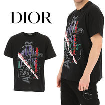 ATELIER・DIOR BY DIORのグラフィックプリントT☆DIOR