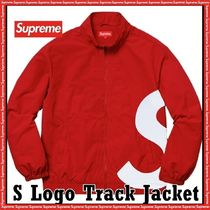 Supreme シュプリーム S Logo Track Jacket SS 19 WEEK 17