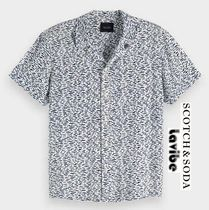 Safari掲載Brand! Scotch & Soda★Printedハワイシャツ -Combo B