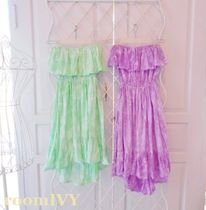 roomIVY♡Tie-die mermaid dress!J-dress2色♡