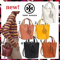 新作 セール Tory Burch エレガント Miller Mini Bucket Bag