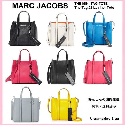 MARC JACOBS【国内発送】THE MINI TAG TOTE 21