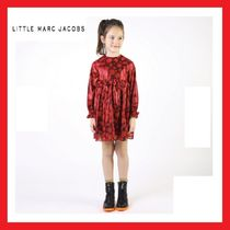 Little Marc Jacobs★red&blueメタリックドレス★2-10Y 関税込
