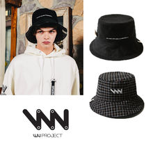 BTS ジョングク着用★WV PROJECT★TEA TIME BUCKET HAT SYAC7132