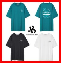 ☆【ANDERSSON BELL】☆ANNIVERSARY PALMTREE PRINT T-SHIRT☆