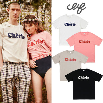 Tシャツ・カットソー [CLIF] CHERIE TEE 4COLOR_東方神起_MONSTA X
