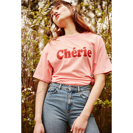 Tシャツ・カットソー [CLIF] CHERIE TEE 4COLOR_東方神起_MONSTA X(8)