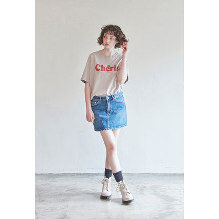 Tシャツ・カットソー [CLIF] CHERIE TEE 4COLOR_東方神起_MONSTA X(10)