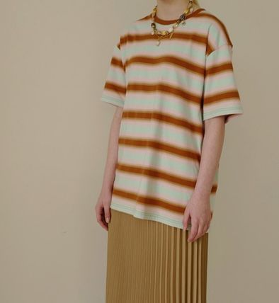 ANDERSSON BELL Tシャツ・カットソー ☆人気☆【ANDERSSON BELL】☆GRADATION STRIPE T-SHIRT☆2色☆(2)