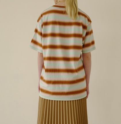 ANDERSSON BELL Tシャツ・カットソー ☆人気☆【ANDERSSON BELL】☆GRADATION STRIPE T-SHIRT☆2色☆(3)