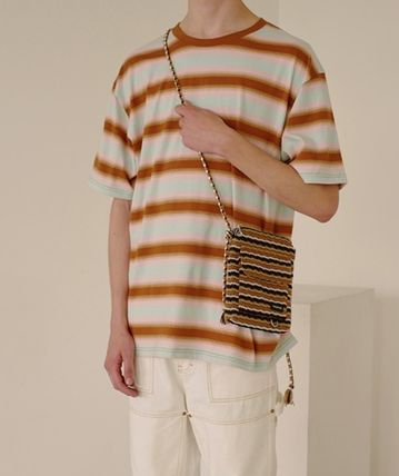 ANDERSSON BELL Tシャツ・カットソー ☆人気☆【ANDERSSON BELL】☆GRADATION STRIPE T-SHIRT☆2色☆(5)