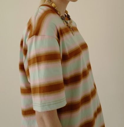 ANDERSSON BELL Tシャツ・カットソー ☆人気☆【ANDERSSON BELL】☆GRADATION STRIPE T-SHIRT☆2色☆(6)
