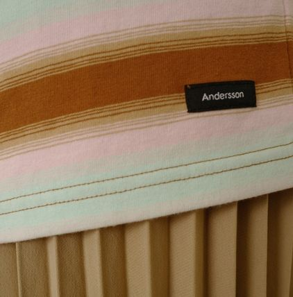 ANDERSSON BELL Tシャツ・カットソー ☆人気☆【ANDERSSON BELL】☆GRADATION STRIPE T-SHIRT☆2色☆(7)
