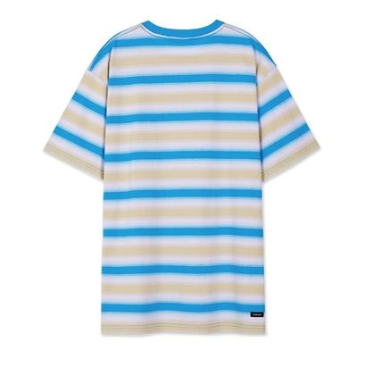 ANDERSSON BELL Tシャツ・カットソー ☆人気☆【ANDERSSON BELL】☆GRADATION STRIPE T-SHIRT☆2色☆(13)