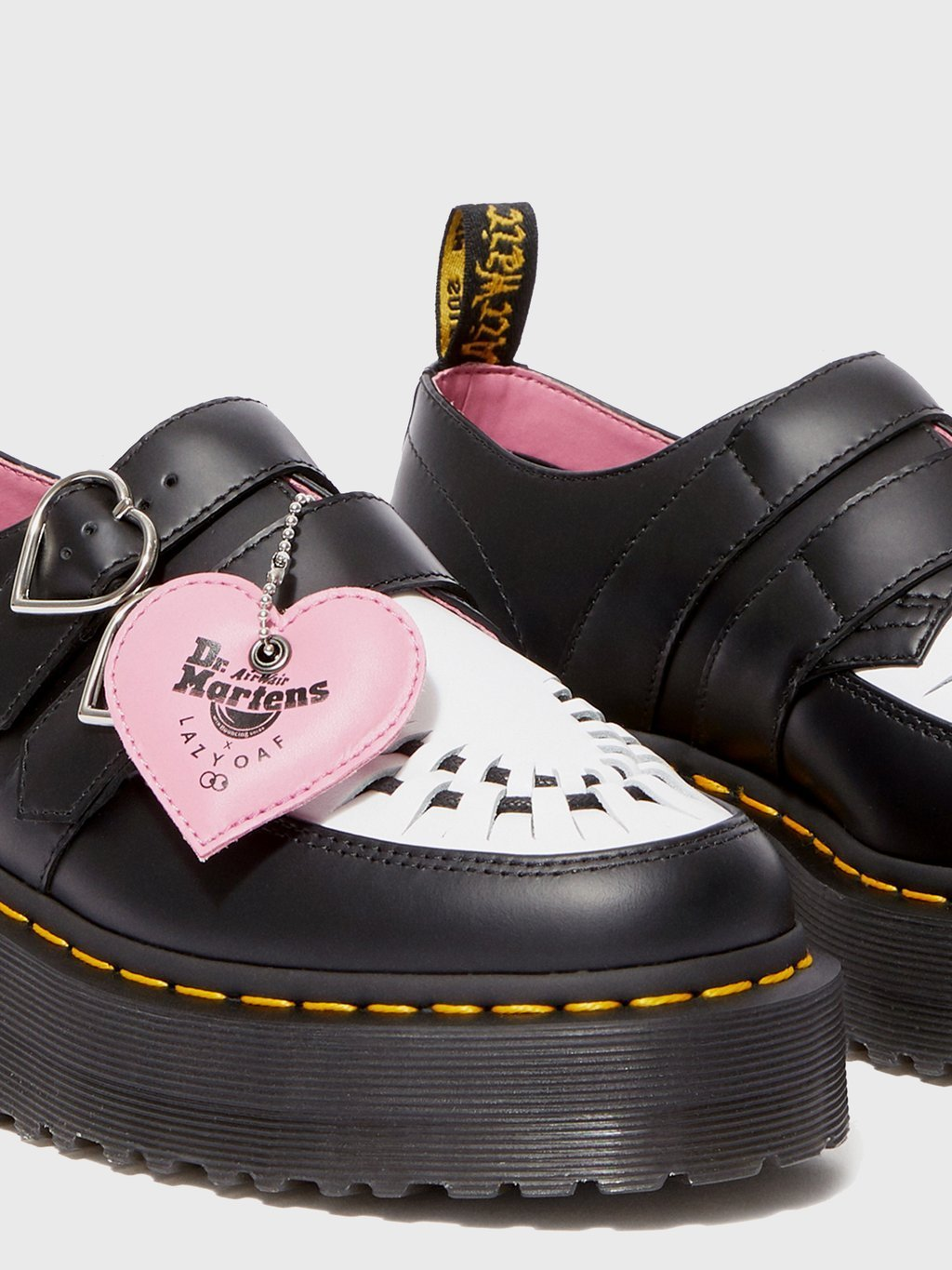 Sortita nodo Sorpassare  Shop Dr Martens 2019-20AW Heart Street Style Collaboration Plain Party  Style by whitehole | BUYMA