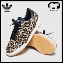 【大人気】adidas Originals Continental 80 Leopard ヒョウ柄