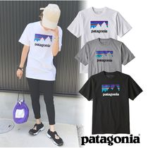 【Patagonia】パタゴニア☆Shop Sticker Responsibili-Tee☆
