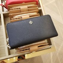 2019 Tory Burch ★ EMERSON ZIP PASSPORT CONTINENTAL WALLET