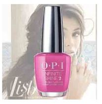 OPI  INFINITE SHINE ISL L19 No Turning Back From Pink Street