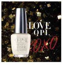 OPI  INFINITE SHINE HRJ40  SNOW GLAD I MET YOU  送料込