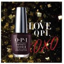 OPI  INFINITE SHINE HRJ45  WANNA WRAP?  送料込