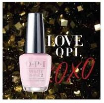 OPI  INFINITE SHINE HRJ46  THE COLOR THAT KEEPS ON GIVING