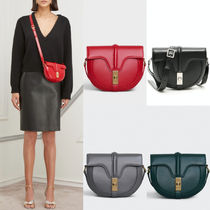 CE030 SMALL BESACE 16 BAG IN SATINATED CALFSKIN