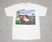 IN-N-OUT BURGER 2009セービング グラフィック Tシャツ