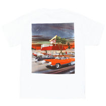 IN-N-OUT BURGER 2007 ルッキングバック グラフィック Tシャツ
