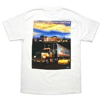 IN-N-OUT BURGER 2006 ロゴトラック グラフィック Tシャツ