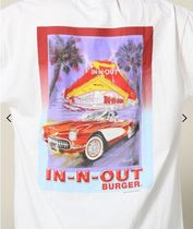IN-N-OUT BURGER 2004 カリフォルニア グラフィック Tシャツ