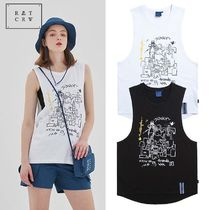 ROMANTIC CROWN★[R.C X M.G]City Friends Sleeveless 2カラー