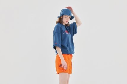 ROMANTIC CROWN Tシャツ・カットソー ROMANTIC CROWN★[R.C X M.G]WITH LOVE Pocket T Shirts 3カラー(9)