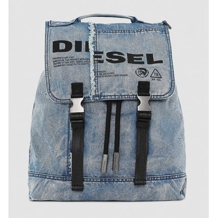 f057faed1d DIESEL(ディーゼル) バックパック・リュック VOLPAGO BACK / BLUE JEANS