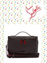 Christian Louboutin/Kypipouch レザーボックスポーチ
