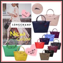 2019aw新作Longchamp*LE PLIAGE CLUB*手提げS