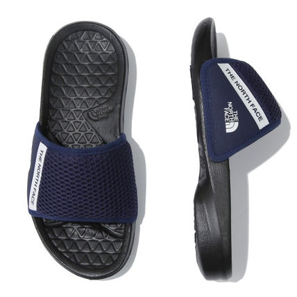 ★THE NORTH FACE★COOL SLIDE/メッシュスリッパ/230~280/黒
