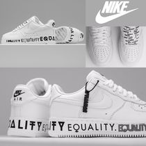 "ナイキ☆ Nike Air Force 1 ""EQUALITY"""