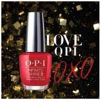"OPI  INFINITE SHINE HRJ48  ADAM SAID ""IT'S NEW YEAR'S, EVE"""