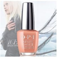 OPI  INFINITE SHINE  ISL I61  I'll Have a Gin & Tectonic送込