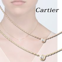 【Cartier】即対応 ディアマン レジェ ネックレス LM
