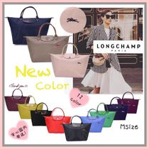 2019aw新作Longchamp*LE PLIAGE CLUB*手提げM