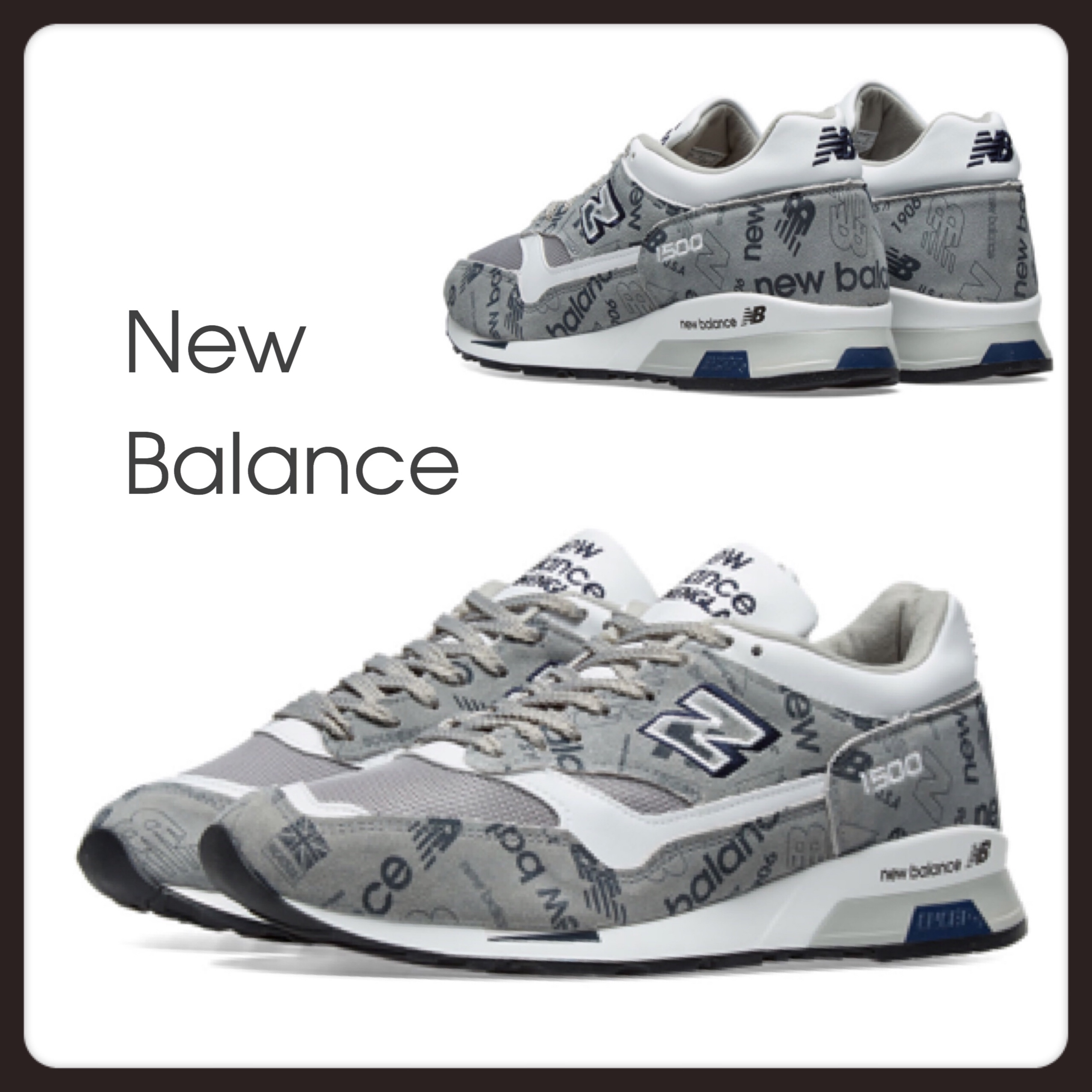 buy popular ab050 927a7 New Balance 1500 Leather Sneakers